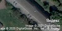 Фотография со спутника Яндекса, улица Антонина Яноушека, дом 1 в Чебоксарах