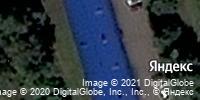 Фотография со спутника Яндекса, улица Пирогова, дом 8, корпус 2 в Чебоксарах