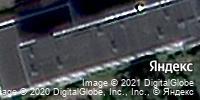 Фотография со спутника Яндекса, улица Пирогова, дом 6, корпус 7 в Чебоксарах