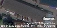 Фотография со спутника Яндекса, улица Богдана Хмельницкого, дом 3 в Чебоксарах