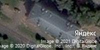 Фотография со спутника Яндекса, улица Патриса Лумумбы, дом 19 в Чебоксарах