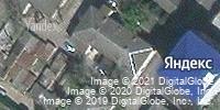 Фотография со спутника Яндекса, улица Салаватова, дом 29 в Махачкале