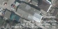 Фотография со спутника Яндекса, проспект Орджоникидзе, дом 58 в Махачкале