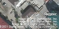 Фотография со спутника Яндекса, проспект Петра I, дом 49/1 в Махачкале