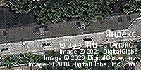 Фотография со спутника Яндекса, улица Анциферова, дом 27 в Йошкаре-Оле