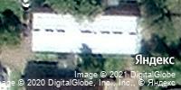 Фотография со спутника Яндекса, улица Машиностроителей, дом 6Б в Йошкаре-Оле