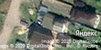 Фотография со спутника Яндекса, улица Чайковского, дом 5 в Йошкаре-Оле
