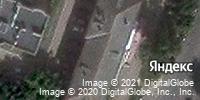 Фотография со спутника Яндекса, проспект Гагарина, дом 4 в Йошкаре-Оле