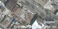 Фотография со спутника Яндекса, 3-я Интернациональная улица, дом 6 в Астрахани