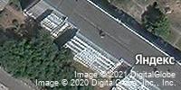 Фотография со спутника Яндекса, Камышинская улица, дом 27 в Ульяновске