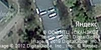 Фотография со спутника Яндекса, проспект Гагарина, дом 91 в Сызрани