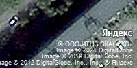 Фотография со спутника Яндекса, проспект Гагарина, дом 89 в Сызрани
