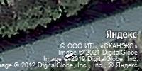 Фотография со спутника Яндекса, проспект Гагарина, дом 87 в Сызрани