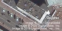 Фотография со спутника Яндекса, улица Гончарова, дом 23 в Ульяновске