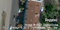 Фотография со спутника Яндекса, улица 25 Октября, дом 13/6 в Казани