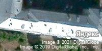 Фотография со спутника Яндекса, улица 25 Октября, дом 20/8 в Казани