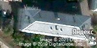 Фотография со спутника Яндекса, улица 25 Октября, дом 11 в Казани