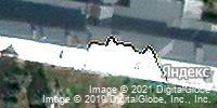 Фотография со спутника Яндекса, улица 25 Октября, дом 10А в Казани