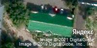 Фотография со спутника Яндекса, улица 25 Октября, дом 7 в Казани
