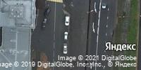Фотография со спутника Яндекса, улица Копылова, дом 5/2 в Казани