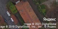 Фотография со спутника Яндекса, улица Тунакова, дом 52 в Казани
