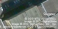 Фотография со спутника Яндекса, улица Карима Тинчурина, дом 31 в Казани