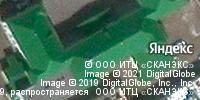 Фотография со спутника Яндекса, улица Фаткуллина, дом 9 в Казани
