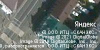 Фотография со спутника Яндекса, улица Баумана, дом 49 в Казани