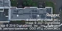 Фотография со спутника Яндекса, Чистопольская улица, дом 47 в Казани