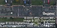Фотография со спутника Яндекса, Чистопольская улица, дом 61 в Казани