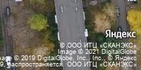 Фотография со спутника Яндекса, улица Хади Такташа, дом 83 в Казани