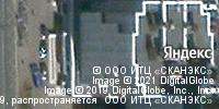 Фотография со спутника Яндекса, Чистопольская улица, дом 65 в Казани