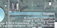 Фотография со спутника Яндекса, проспект Ямашева, дом 71А в Казани