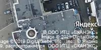 Фотография со спутника Яндекса, улица Николая Ершова, дом 29Б в Казани