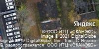 Фотография со спутника Яндекса, улица Николая Ершова, дом 31 в Казани