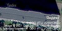 Фотография со спутника Яндекса, Офицерская улица, дом 6Б в Тольятти
