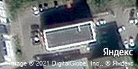 Фотография со спутника Яндекса, улица Ленина, дом 35Б в Тольятти