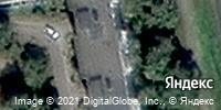 Фотография со спутника Яндекса, улица Ленина, дом 35 в Тольятти