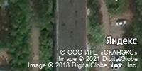 Фотография со спутника Яндекса, Производственная улица, дом 13, корпус 4 в Кирове