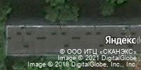 Фотография со спутника Яндекса, Производственная улица, дом 17, корпус 3 в Кирове