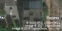 Фотография со спутника Яндекса, Производственная улица, дом 11 в Кирове