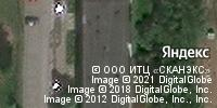 Фотография со спутника Яндекса, Производственная улица, дом 8, корпус 2 в Кирове