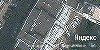 Фотография со спутника Яндекса, улица Льва Толстого, дом 1 в Самаре