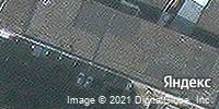 Фотография со спутника Яндекса, улица Льва Толстого, дом 2 в Самаре