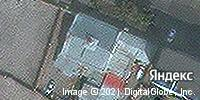 Фотография со спутника Яндекса, улица Льва Толстого, дом 17 в Самаре