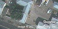 Фотография со спутника Яндекса, улица Льва Толстого, дом 20 в Самаре