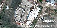 Фотография со спутника Яндекса, Самарская улица, дом 25 в Самаре