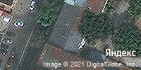 Фотография со спутника Яндекса, Самарская улица, дом 49 в Самаре