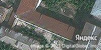 Фотография со спутника Яндекса, Садовая улица, дом 46 в Самаре