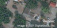 Фотография со спутника Яндекса, Самарская улица, дом 74 в Самаре